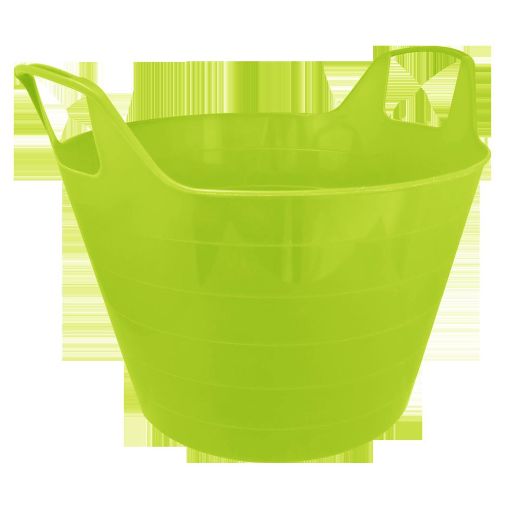 Корзина универсальная Уно 29 л (оливковый)