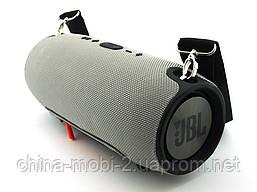 JBL XTREME SuperBass 40W A4 копия, портативная колонка с MP3, серая, фото 3