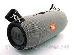 JBL XTREME SuperBass 40W A4 копия, портативная колонка с MP3, серая, фото 2