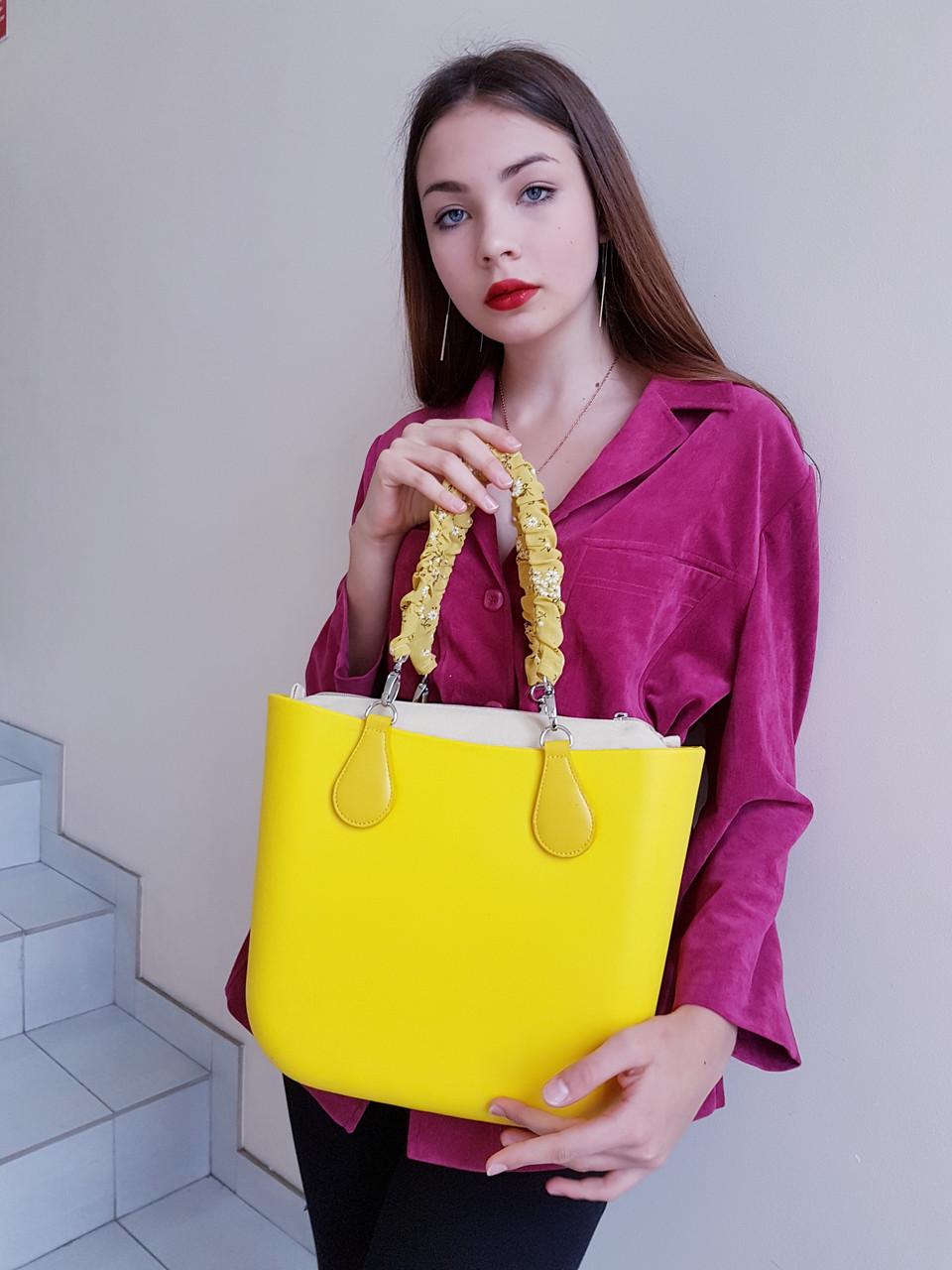 52afcee50042 Сумка IQ bag Mini желтая, цена 1 198 грн., купить в Днепре — Prom.ua ...