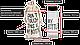 Бутылка MY BOTTLE (май ботл) для напитков с чехлом, фото 2