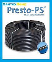 Многолетняя капельная трубка Presto-PS с капельницами через 25 см, (длина 400 м) 2л./час, фото 1