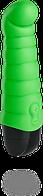 Вибратор для точки G Little Paul Fun Factory зеленый