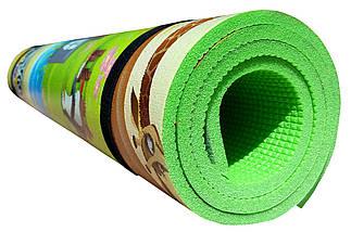 "Развивающий детский игровой коврик ""Мадагаскар"" M 670x1200x8мм, фото 2"
