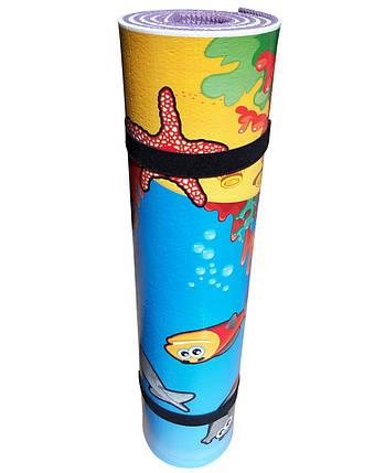 """Детский игровой коврик """"НЕМО"""" 1400x500x7мм, фото 2"""