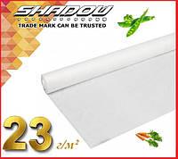 """Белое 4% агроволокно 23 г/м² (12.5 х 50 м.) ТМ """"Shadow"""" (Чехия), фото 1"""