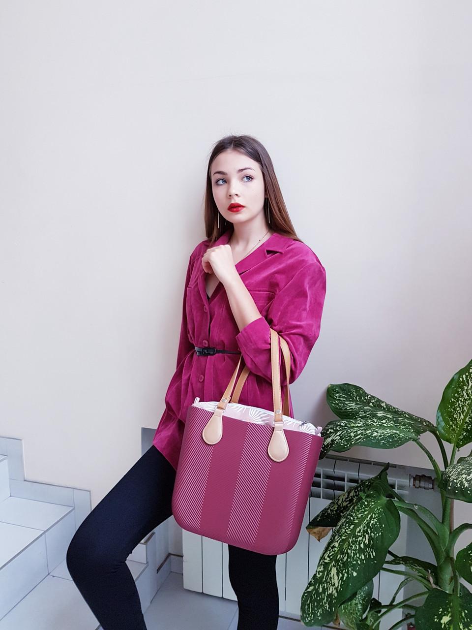 3be9b41d5935 Сумка IQ bag Mini бордовый, цена 1 198 грн., купить в Днепре — Prom ...
