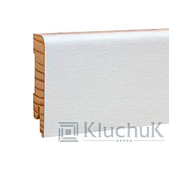 Плинтус Kluchuk White Plinth KLW-mini Мини 50мм