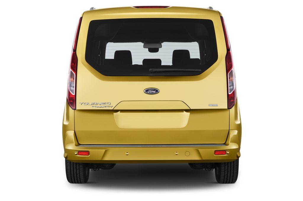 Стекло задней двери Ford Connect 2013-2018 ляда
