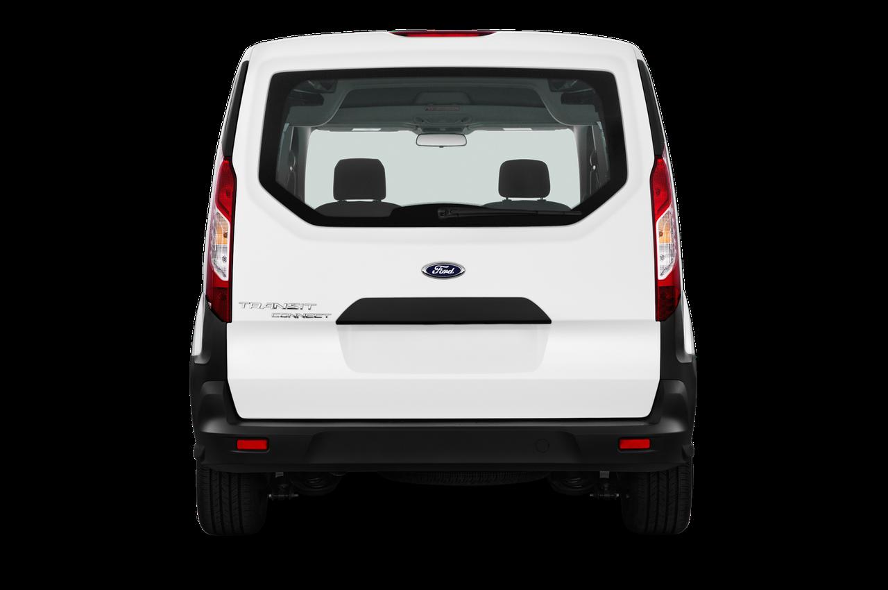 Стекло задней двери Ford Connect 2013-2018 ляда с подогревом