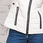 Женская куртка на весну-осень - модель 2019 - (кт-442), фото 2
