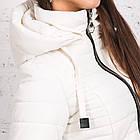 Женская куртка на весну-осень - модель 2019 - (кт-442), фото 3