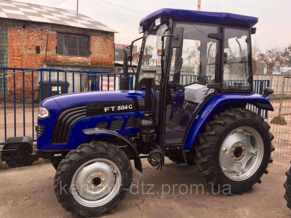 Трактор FT504C