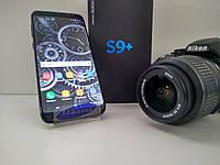 Samsung Galaxy S9 Plus VIP 128GB  Корейская реплика Black, фото 1