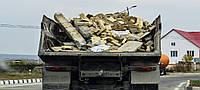 Вывоз строительного мусора, демонтаж  в городе Харьков и Харьковской области