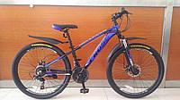 """Алюминиевый горный хардтейл велосипед  Сross - Leader 27,5 """", фото 1"""