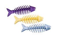 Игрушка-рыбка для зубов собак Sum Plast (16 см)