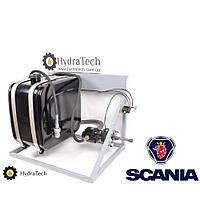 Гидравлика HYVA на тягач SCANIA для коробки передач GRS 900