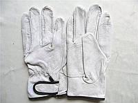 Перчатки кожаные для пчеловода