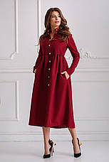 Женское  платье-рубашка  №536, фото 2