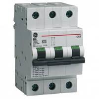 Автоматический выключатель General Electric G63C02 трехполюсный, 674646