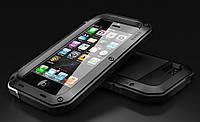 Противоударный чехол Lunatik Taktik Extreme для iPhone 5, 5S Black