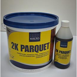 Клей двухкомпонентный Kiilto 2K PARQUET Финляндия 5.55 кг