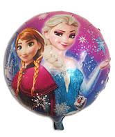 Фольгированый шар  Холодное сердце Фрозен