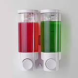 Дозатор жидкого мыла Rixo SW006W, фото 2