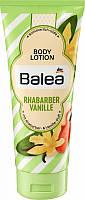 "Balea Bodylotion Rhabarber Vanille - Лосьон для тела ""Ревень-Ваниль"" 200 мл"