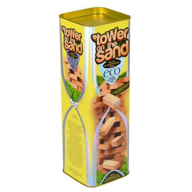"""Настольная игра """"Tower on the sand"""""""