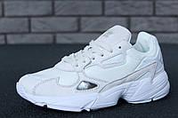 Женские кроссовки Adidas Falcon x White Rose