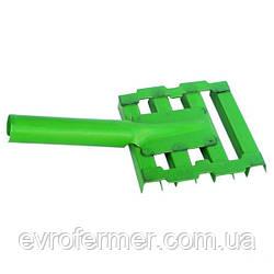 Щетка-скребок металлический для скота