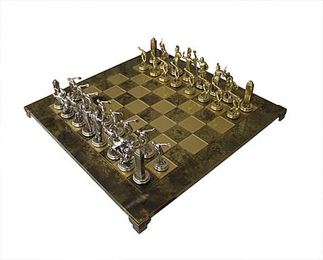 Шахматы -Manopoulos- S17BRO, фото 2