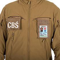 Куртка Helikon - Tex Cougar QSA™ + HID™ - Soft Shell Windblocker., фото 2