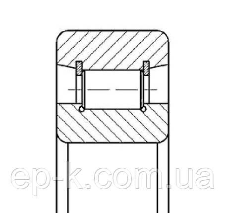 Подшипник 102211 (UМ 1211 В), фото 2