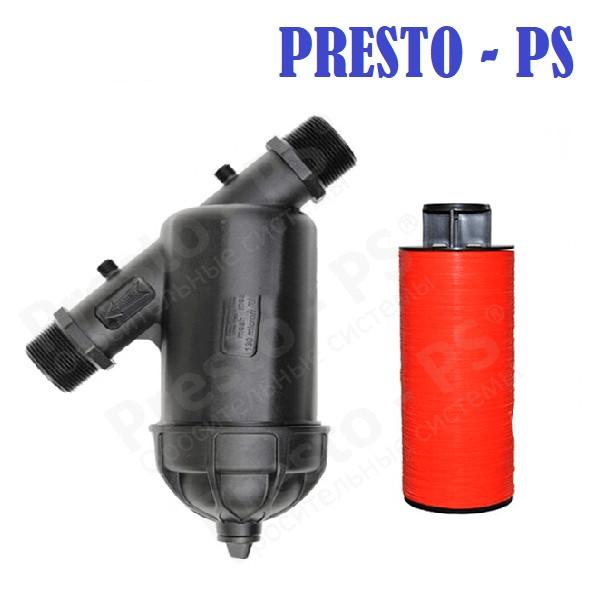 Фильтр Presto-PS 1.1/4 (дисковый) для капельного полива