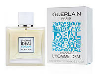 Мужская туалетная вода Guerlain L'homme Ideal Cologne 100 ml, Герлен Л Хом Идеал Кологн 100 мл, Реплика супер качество