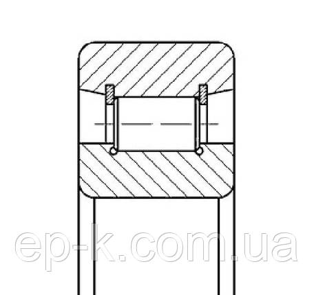 Подшипник 102212 (UМ 1212 В), фото 2