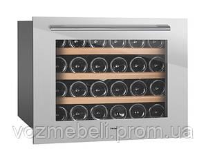 Винный шкаф FWC 455 белый, неражавейка, черный