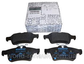 Комплект задних тормозных колодок Рено Лагуна III / Renault ORIGINAL 440601689R