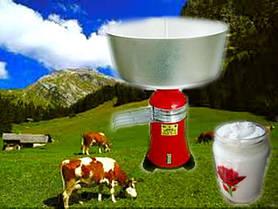 Сепараторы для молока и маслобойки