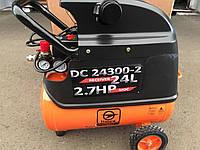 Воздушный компрессор Limex DC24300-2 360л/мин