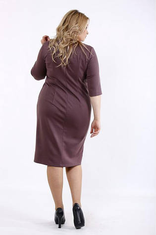 Женское платье офисное на каждый день размеры: 42-74, фото 2
