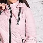 Женское весеннее пальто - модель 2019 - (кт-446), фото 2