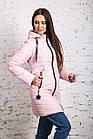 Женское весеннее пальто - модель 2019 - (кт-446), фото 4