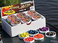 HALDORÁDÓ Fluo Method Wafter - MIX-6 / 6 íz egy dobozban, фото 1