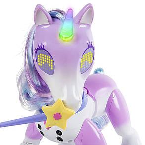 Интерактивный волшебный единорог Zoomer Enchanted Unicorn Exclusive Toy, фото 2