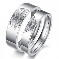 Почему стоит выбирать обручальные кольца из нержавеющей стали