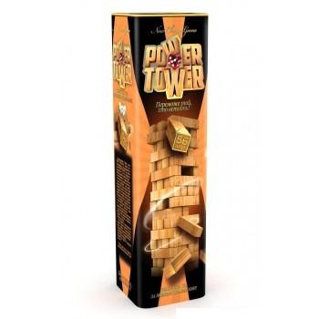 "Настольная игра Дженга ""Power Tower"" (укр)"